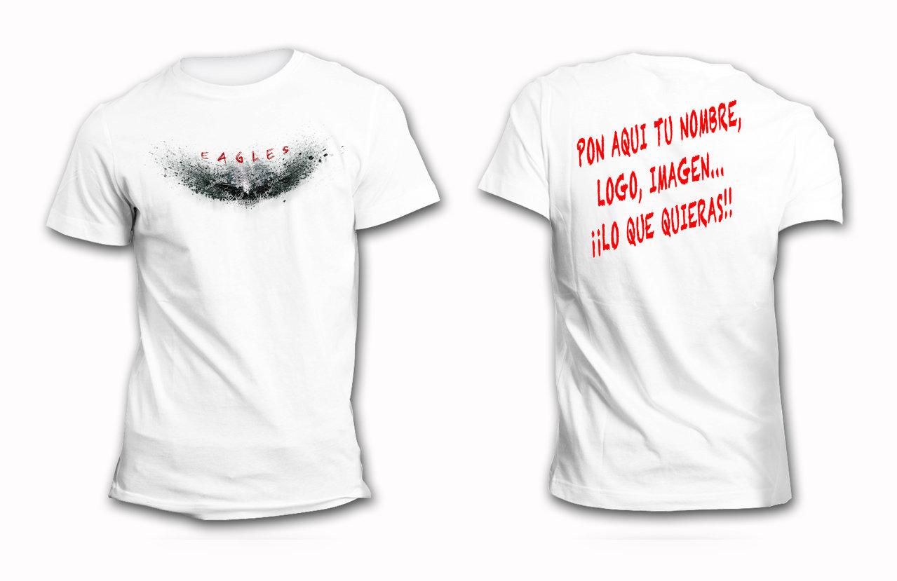 0fa5ce010 Camiseta Blanca