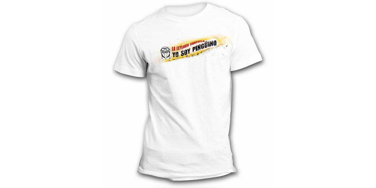 a00a8e930 Personalizar camisetas Granada • Pingüinos • Grafishop Granada •